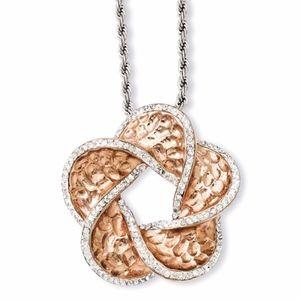 Jewelry - Flower Pendant Necklace